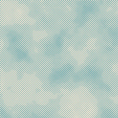 Vintage abstract halftone vector background