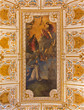 Постер, плакат: Venice Ceiling of sacristy in San Giovanni e Paolo