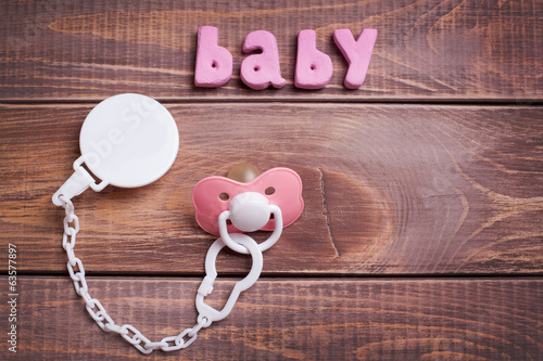 Background for newborn
