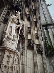 statue saint nicolas