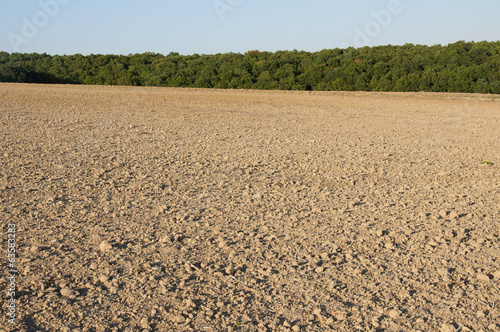 Ploughed Field in Germany