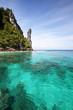 tropical sea Phi Phi island. Thailand