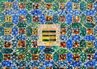 Azulejos de la Casa de Pilatos, Sevilla, Andalucía, España
