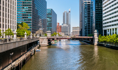 Adams Street Bridge, Chicago