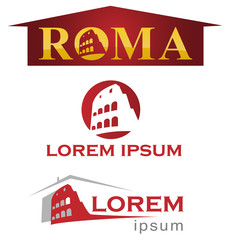 romans symbol set
