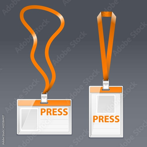 office card badge press