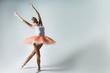 Leinwandbild Motiv ballet performance