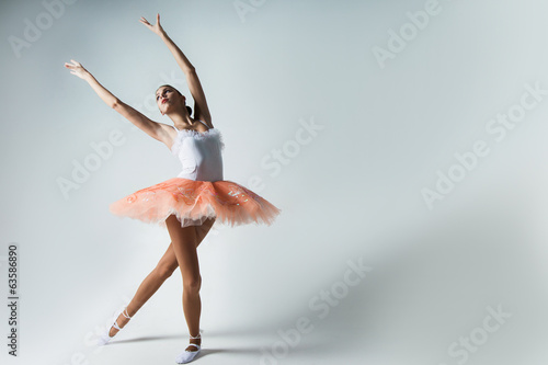 ballet performance плакат