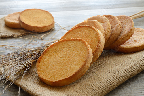 Dutch rusks