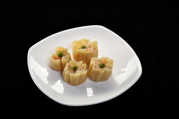 Ravioli chino,comida china,