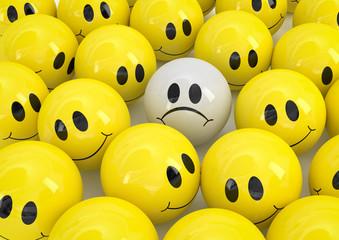 Smileys Pesimist