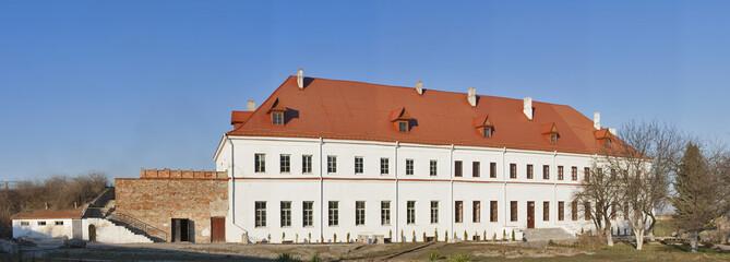 Dubno Castle panorama, Ukraine