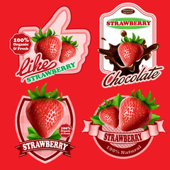strawberry like