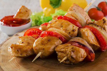 shashlik  chicken