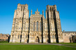 Wells Cathedral Somerset, England