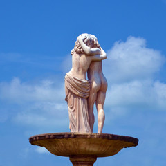 Statua degli innamorati