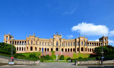 Maximilianeum Bayerischer Landtag Parlament München Bayern