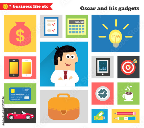 Business gadgets and stuff