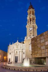 La Seo. Zaragoza. España