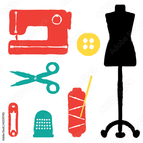 Sewing set - 63597413