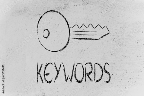 keywords, searches and internet
