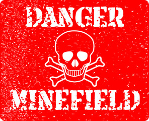 Danger Minefield