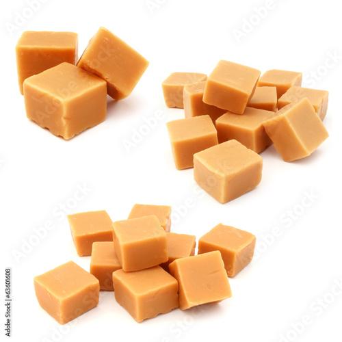 Brown butterscotch - caramel au beurre - 63601608