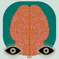 Глаза и мозг
