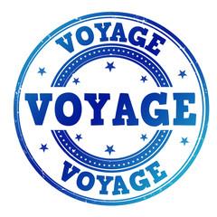 Voyage stamp