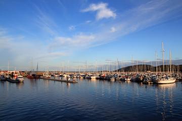 Bodø's harbur