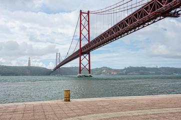 Bridge april 25, Lisbon