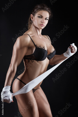 girl bodybuilder