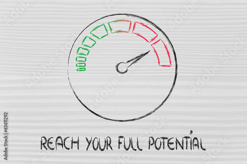 speedometer and fast success: reach your potential