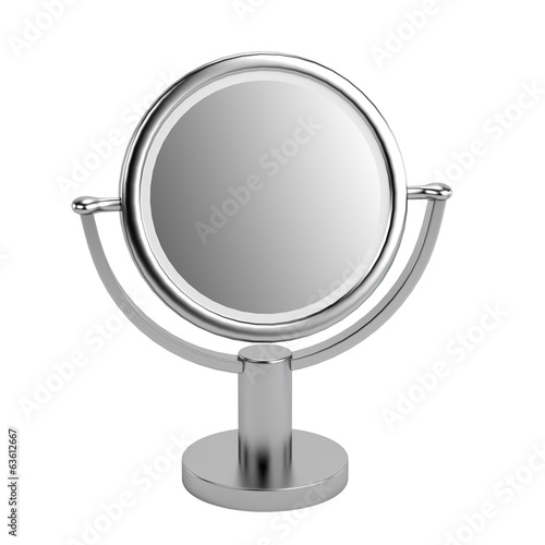 realistic 3d model of mirror