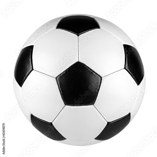 canvas print picture retro soccer ball