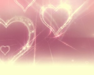 блеск  сердец