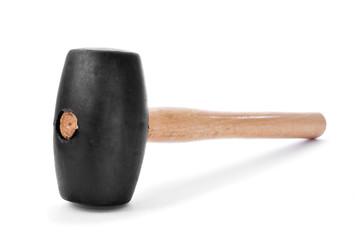 rubber mallet