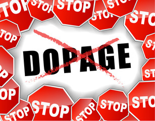 Stop doping french illustration