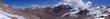 Panorama of mountains