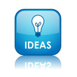 """IDEAS"" Web Button (solutions light bulb questions and answers)"