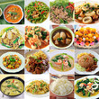canvas print picture - thai food