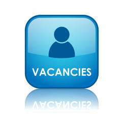 """VACANCIES"" Web Button (jobs careers opportunities contracts cv)"