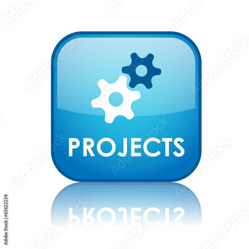 PROJECTS Web Button (products services team clients about us)