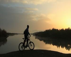 bisiklet doğa gezisi