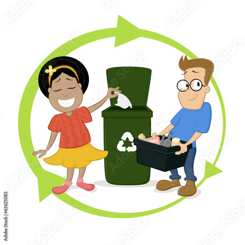 Recycle Children