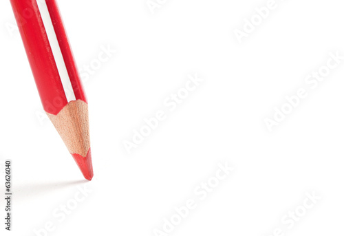 pencil isolated on a white background