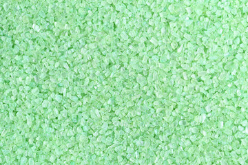 green bath salt
