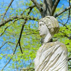 Statue of Faustina, Villa Borghese, Rome