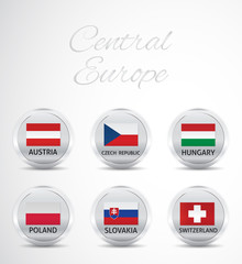 central europe flag