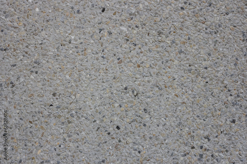 surface of gray gravel wall for the background